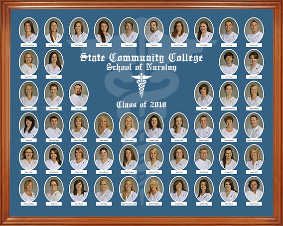 Nursing Graduate Composites And Photography